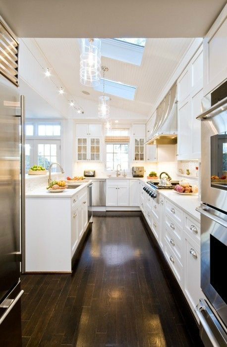 Ideas For Galley Kitchen