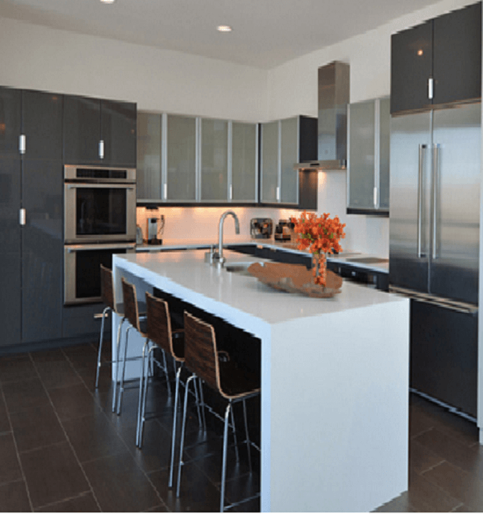 30 Metal Kitchen Cabinets Ideas Style Photos Remodel And Decor