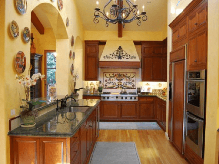 small galley kitchen remodels