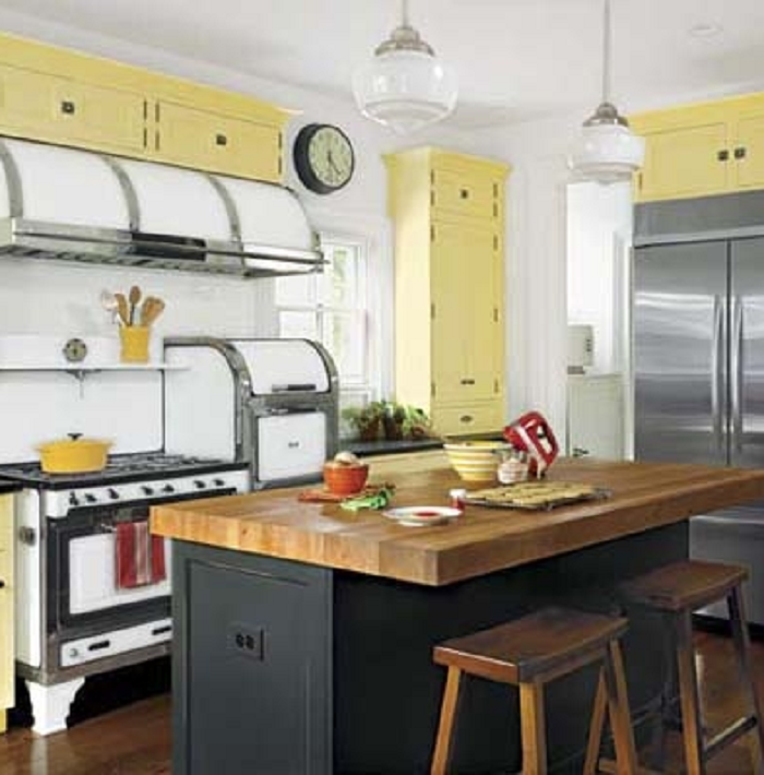 Pleasant Shade Kitchen Cabinets
