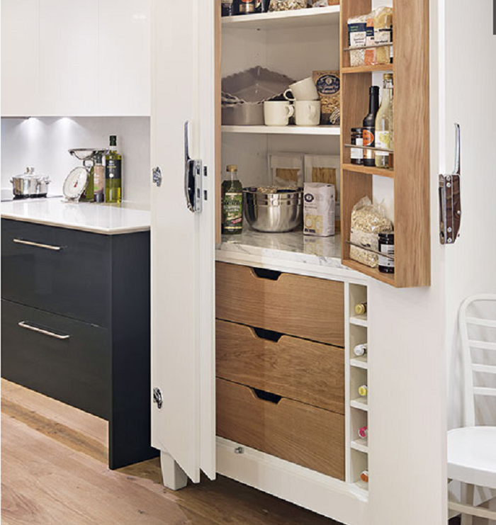 free standing kitchen cupboards