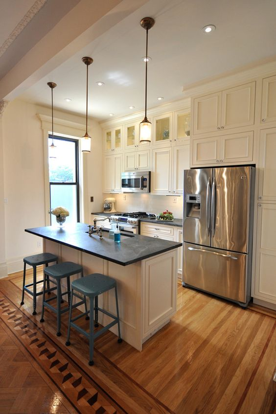 Open Kitchen Designs Small