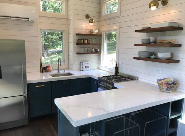 tiny kitchen design