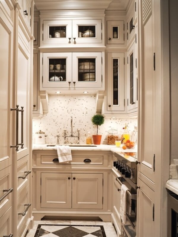 tiny kitchen ideas