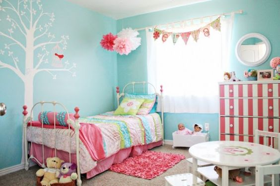 turquoise bedroom ideas