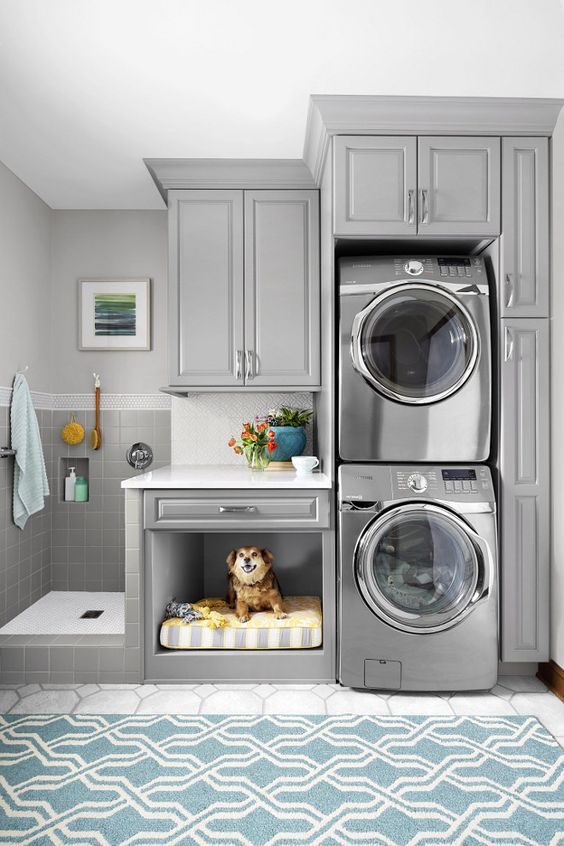 Laundry Room Wall Cabinets
