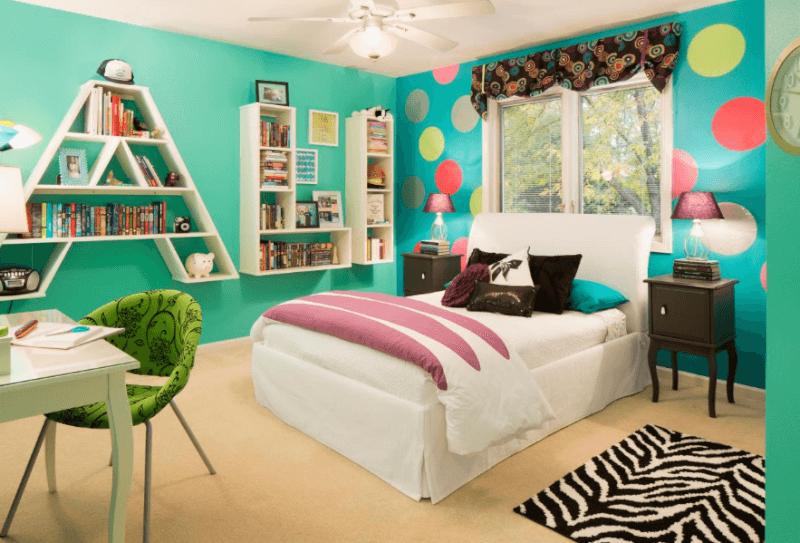 18 Turquoise Room Ideas You Can Apply in Your Home - Reverb