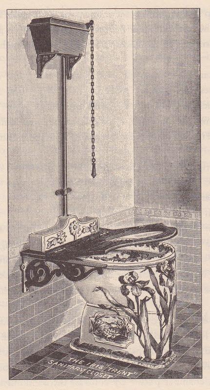 A Steampunk Style Bathroom Art Prints