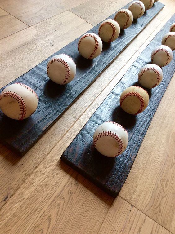 Baseball Hat Rack