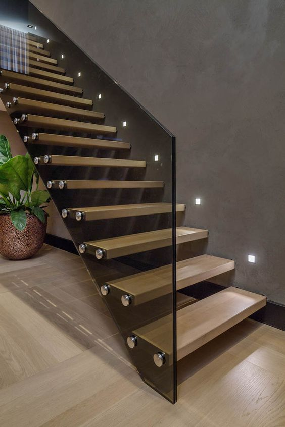 Interior Stairway Lighting Ideas