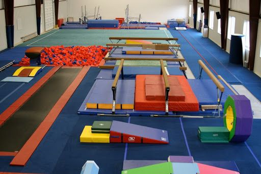 Rec RoomGymnastics Concepts