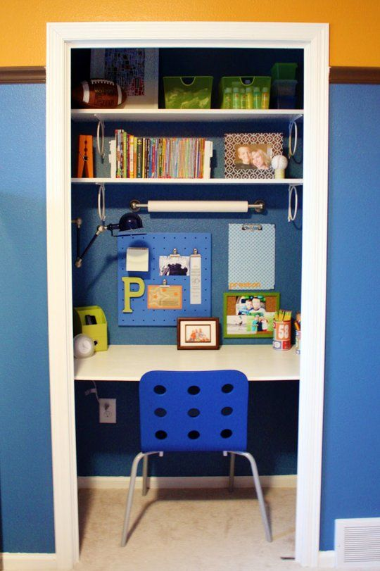 Recreational Room with Mini Library