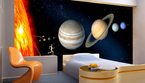 space bedroom design