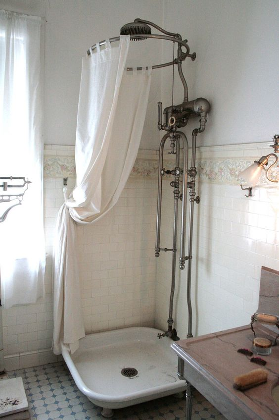 Steampunk Bathroom Fixtures Victorian Shower