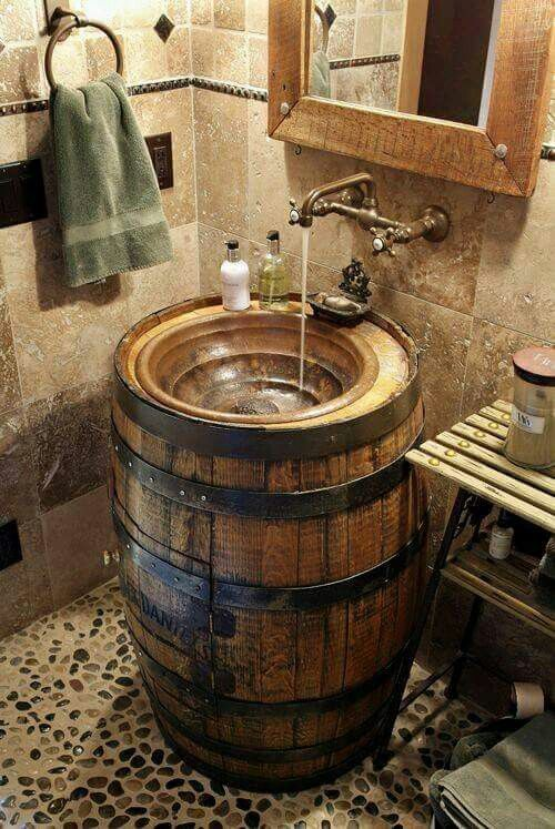 Steampunk Bathroom Sink Ideas