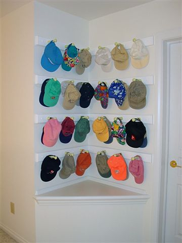 Hat Rack Design