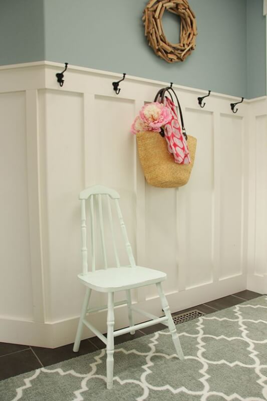 Wainscoting Height