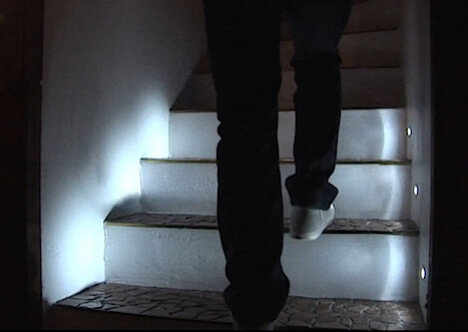Led Stair Lights with Sensor