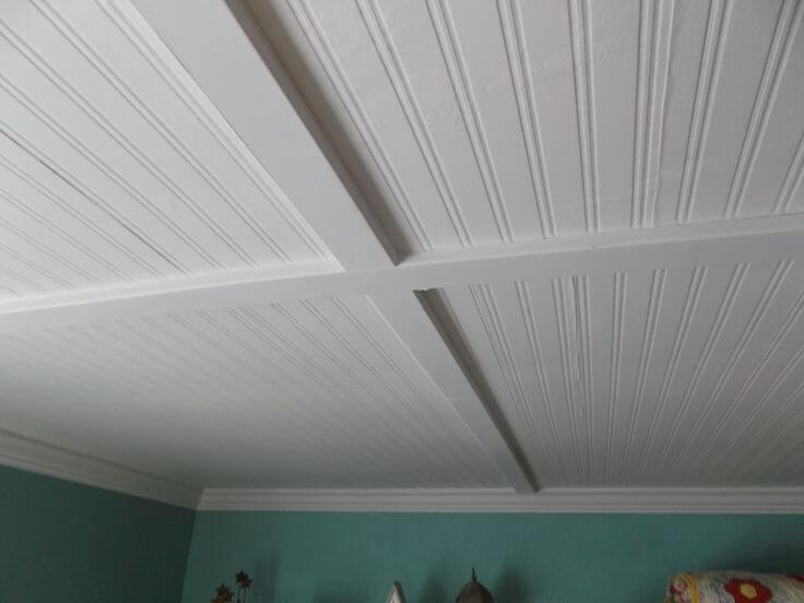 Wainscoting Ceiling