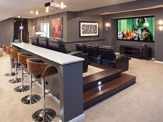 Basement Bar Theater