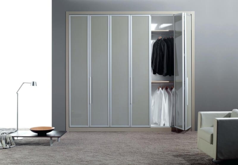Ideas for Bedroom Closet Doors