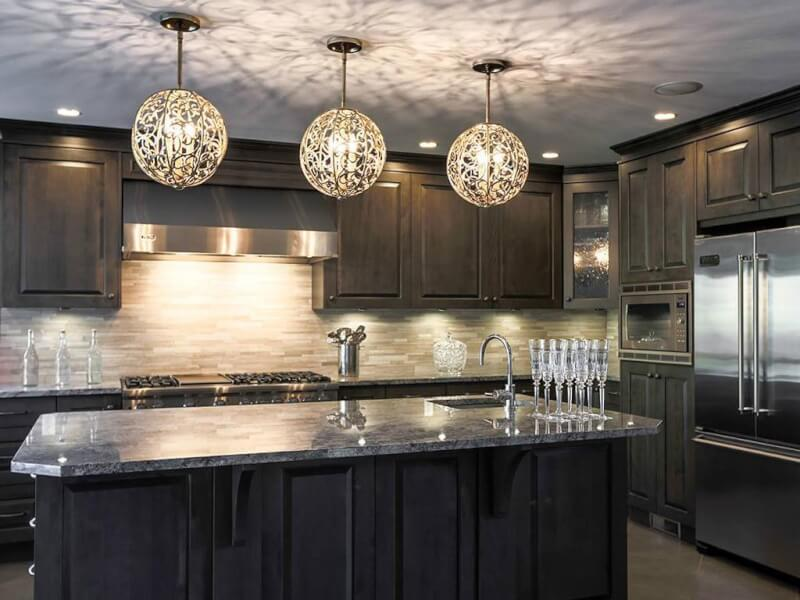 15 Chic Kitchen Island Lighting Ideas , Reverb