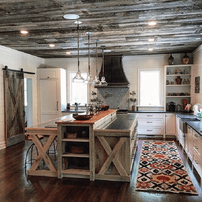 Epic Modern Farmhouse Kitchen