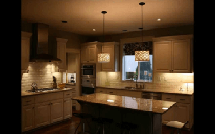 kitchen island lighting lowes