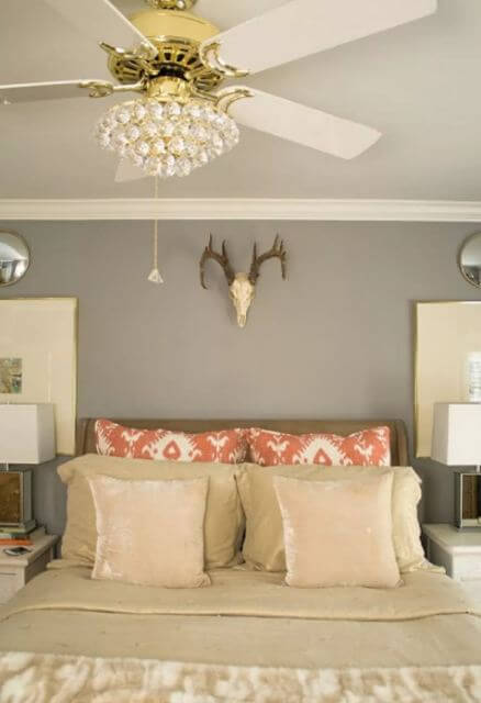 ceiling fan with light for bedroom