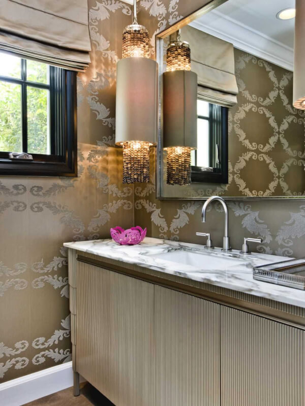 best lighting for bathroom