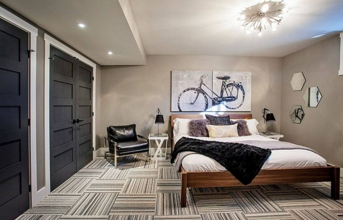 Mens Bedroom Ideas