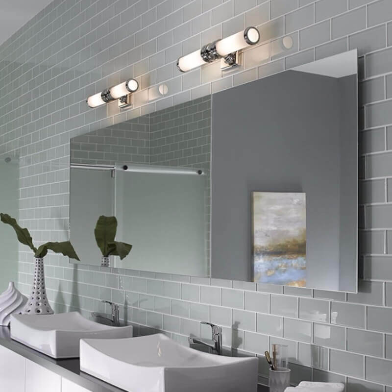tiles and bathrooms