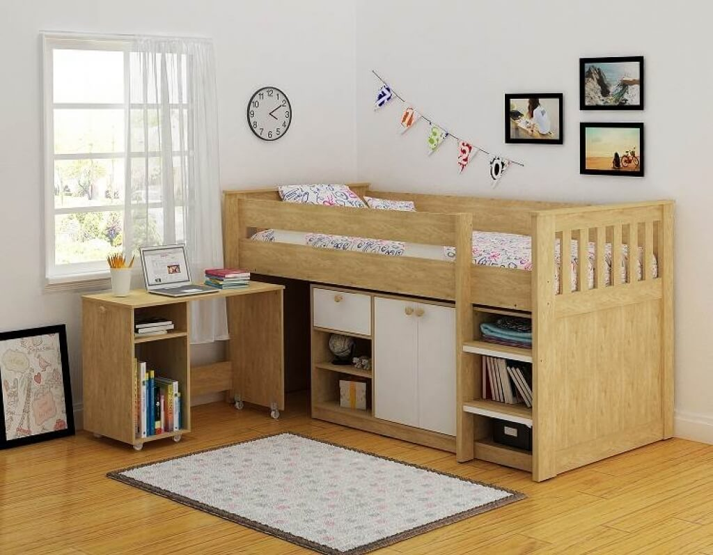 types of childrens beds