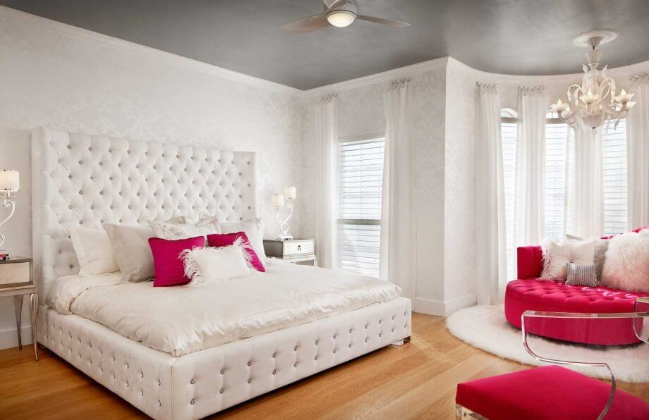 15 Inspirational Bedroom Ideas For Women New Design 2020