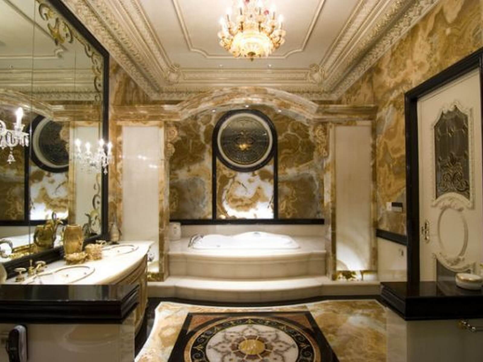 15 Stunning Luxury Bathroom Ideas Images Reverb Sf