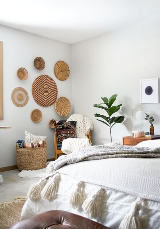 bedroom wall decor furniture