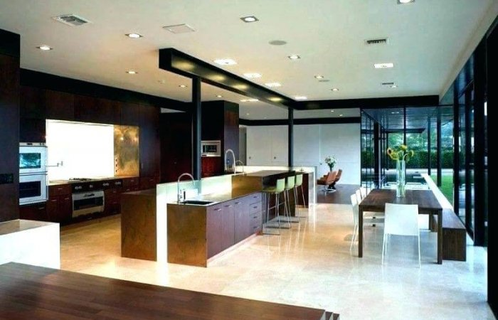 large kitchen island ideas