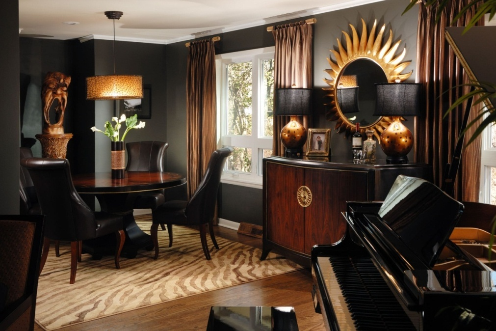 Luxury Living Rooms Images