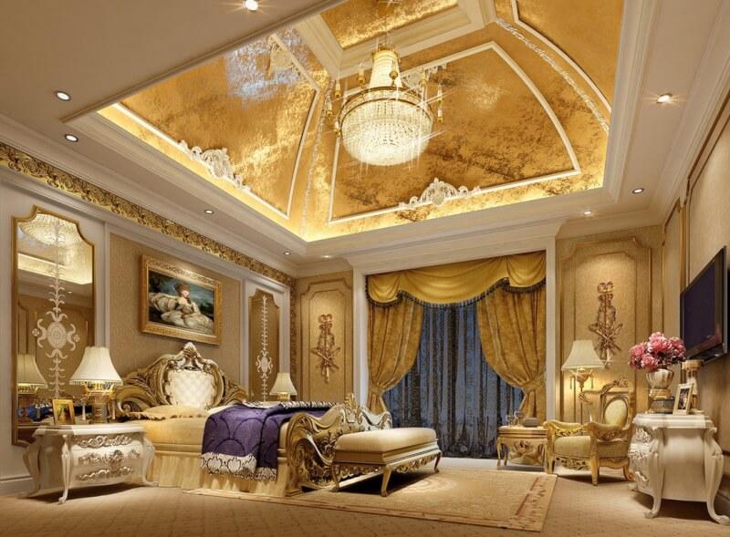 luxury bedroom sets king