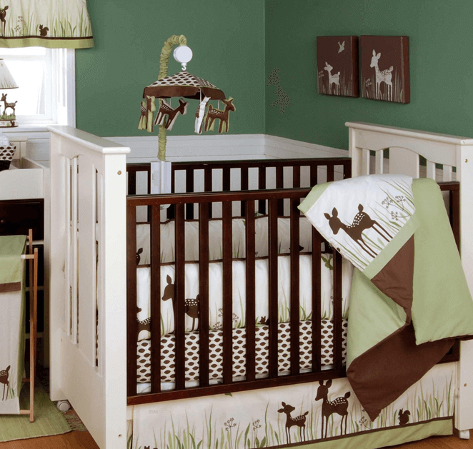 Baby Bed for Boy