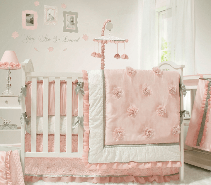 Baby Bed for girls
