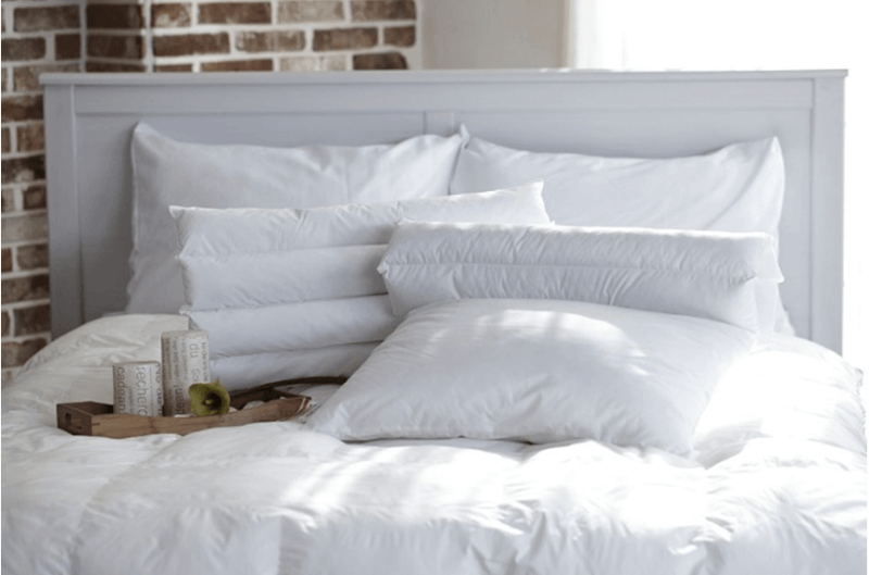 Add pillows into your space
