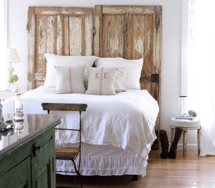 rustic chic bedroom ideas
