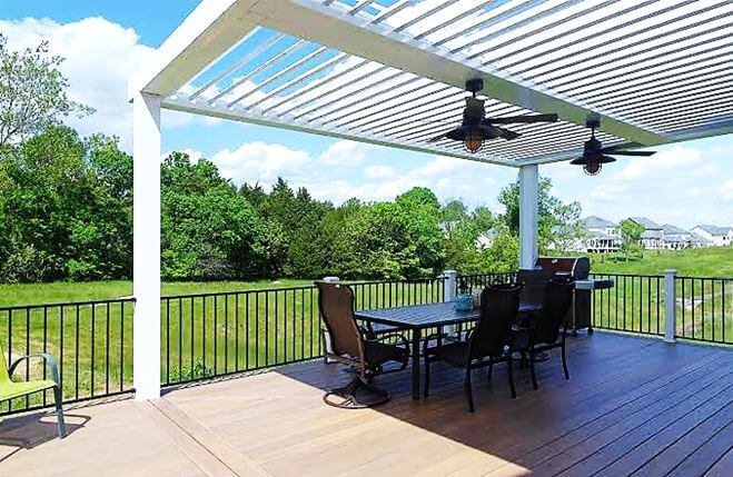 Benefits of Adding a Louvered Patio Cover to Your Home