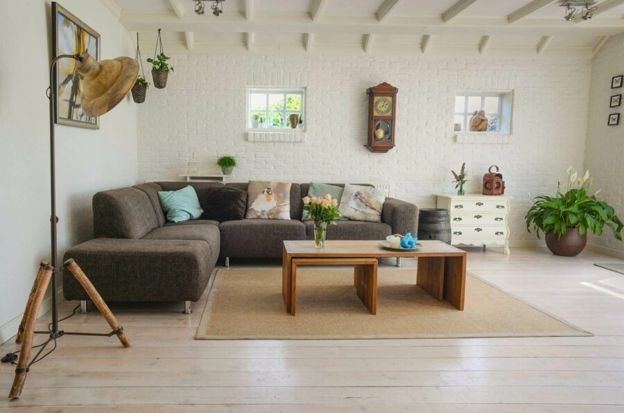 the idea of renovating the living room