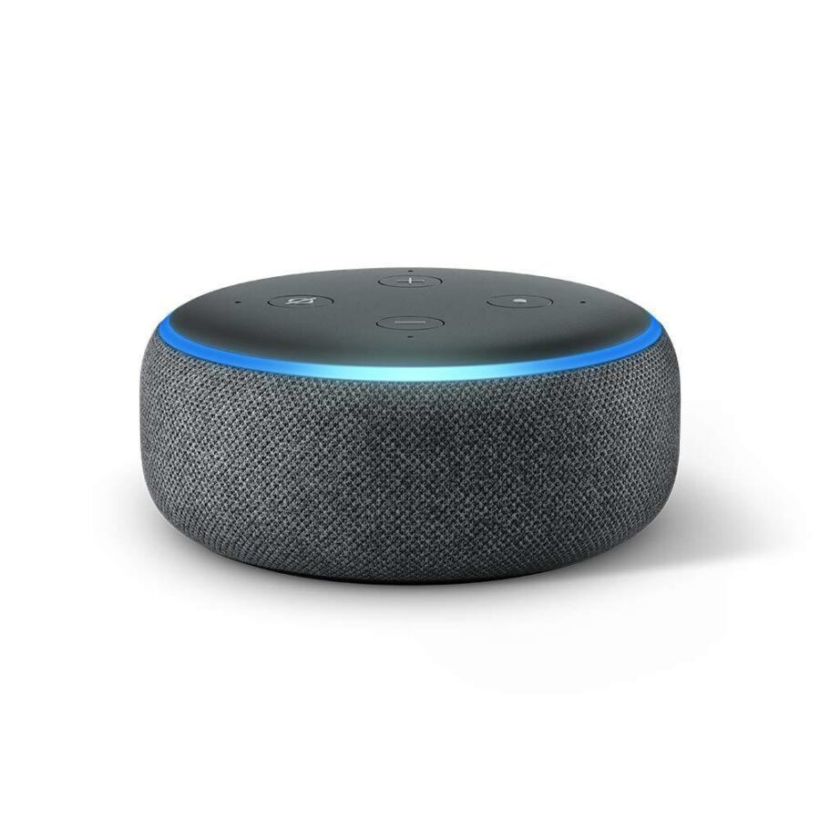 Smart Control with Echo Dot (3rd Generation)