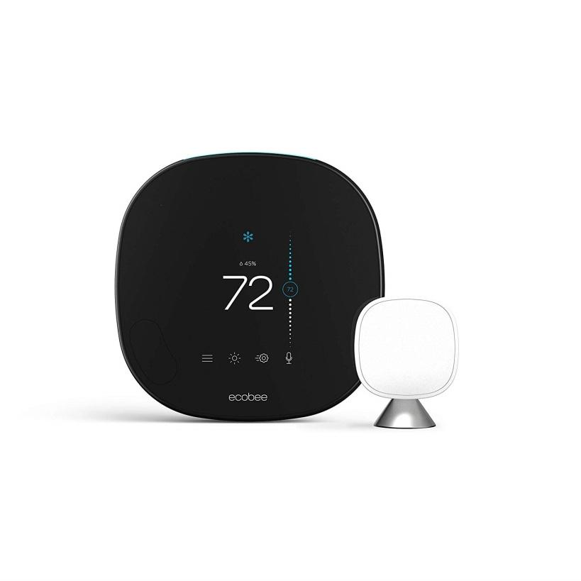 Smart Heating & Cooling with Ecobee SmartThermostat