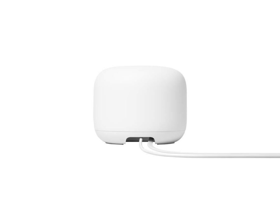 Smart Wi-Fi with Google Nest WiFi Router