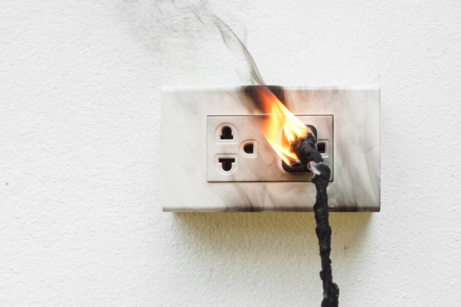 How to Prevent Electrical Fires in Your Home