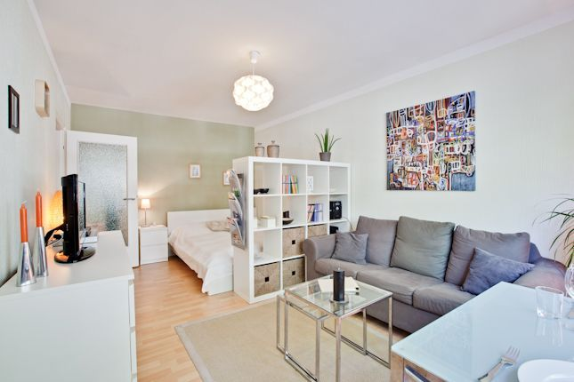 Use furniture to divide your space